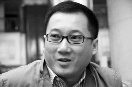 Kenneth Huang, point man for the potential purchase of Liverpool F.C. by the China Investment Corporation. Image from Shanghaiist.