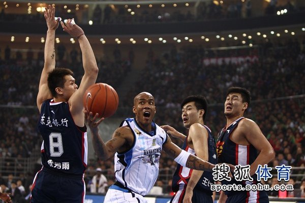 Another MVP performance from Stephon Marbury