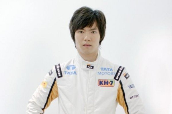 HRT-Cosworth giving an opportunity to former national kart champion Ma Qing Hua