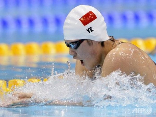 Gold medalist Ye Shiwen is trying to enjoy her maiden Olympic success, while being accused of doping