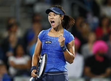 What does the 2013 WTA Tour have in store for China&#039;s top tennis player?